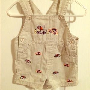 Other - Boys Short Dungarees